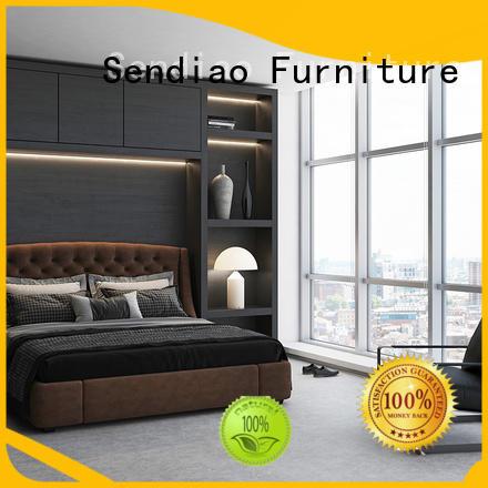 Sendiao Furniture solid bespoke wardrobe manufacturers study