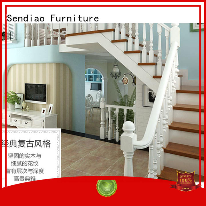 wooden steps accessories Chateau Sendiao Furniture