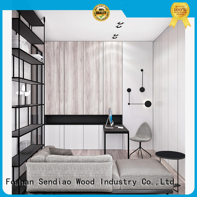 Sendiao Furniture The latest generation decorative cabinet factory exhibition hall