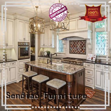 Sendiao Furniture Best custom kitchen cabinets company chateau