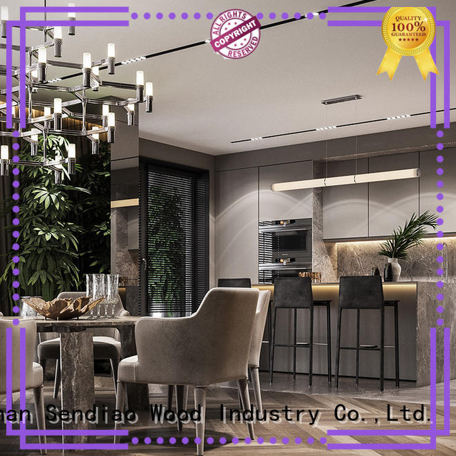 Sendiao Furniture Simplicity contemporary kitchen cabinets company chateau