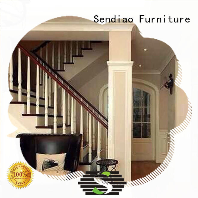 low price wooden staircase solid for business a living room