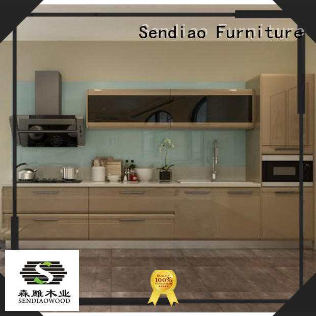 Sendiao Furniture The latest generation wooden cupboard sdk06 A living room