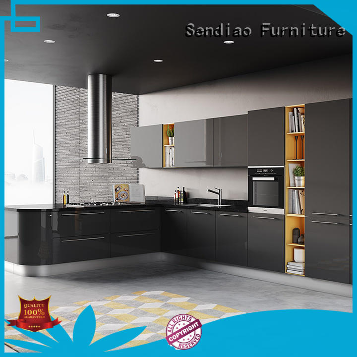 Sendiao Furniture cabinets modular kitchen cabinets The latest generation Bedroom