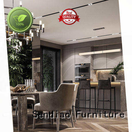 Best contemporary kitchen cabinets lacquer Supply three-star hotel