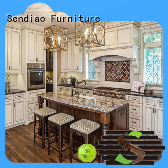Sendiao Furniture Top custom kitchen cabinets for business a living room