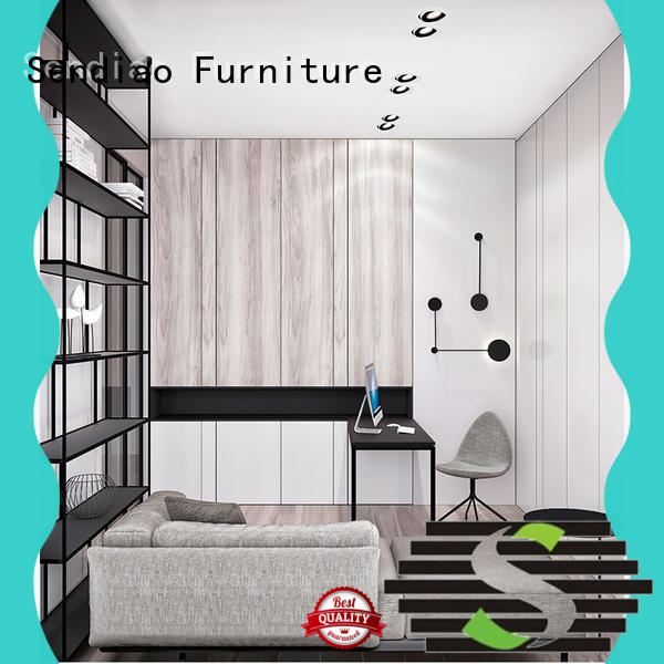 High-quality decorative wooden cabinet furniture factory bedroom