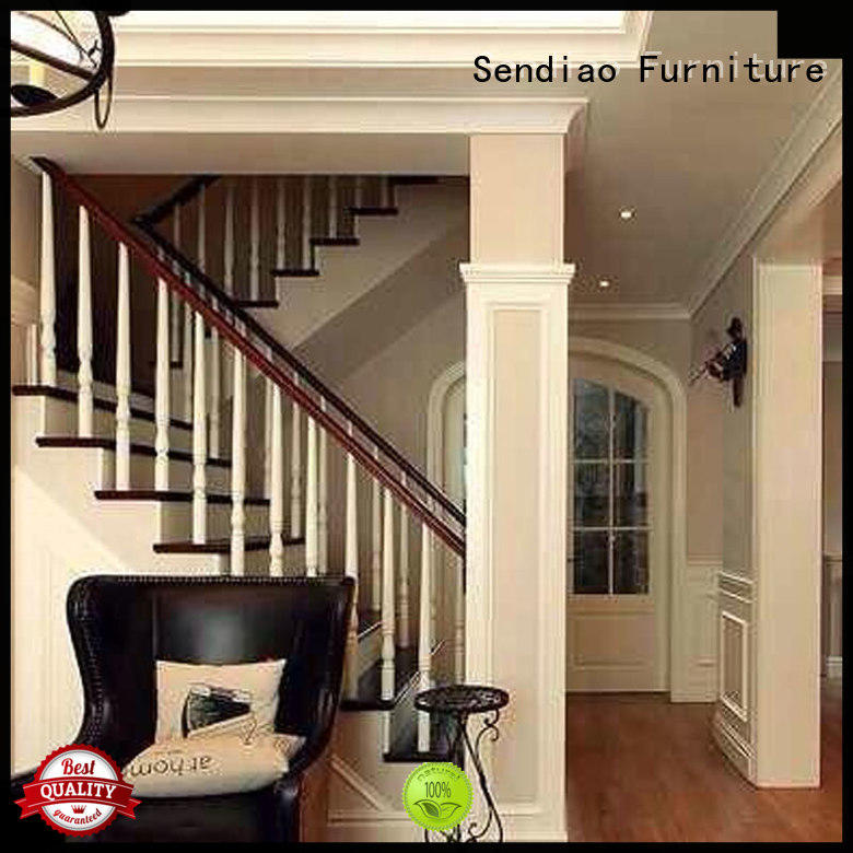 staircase bespoke staircases classical Fivestar Hotel Sendiao Furniture