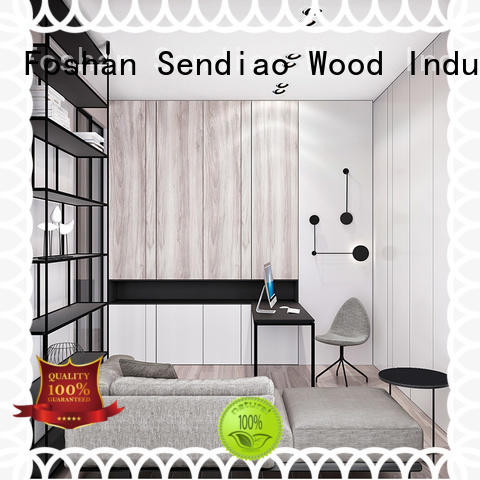 Sendiao Furniture New decorative wooden cabinet Supply fivestar hotel