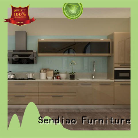 fashion wooden cupboard design classical Three-star Hotel Sendiao Furniture