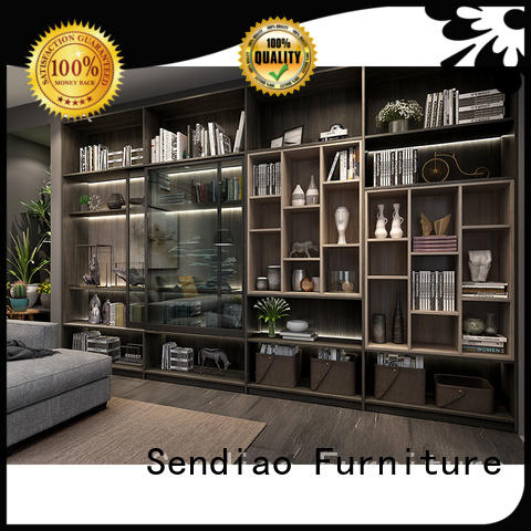 Sendiao Furniture Wholesale solid wood bookcases Supply chateau
