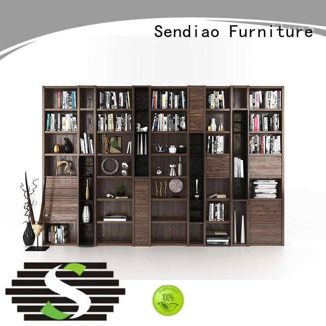 Sendiao Furniture study living room storage cabinets classical Three-star Hotel