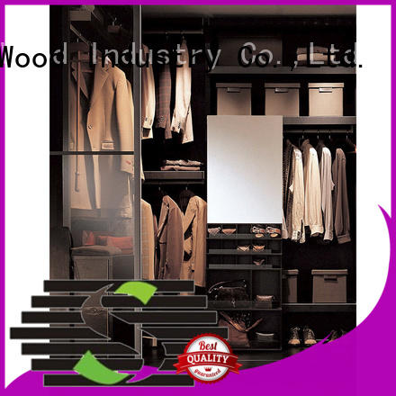 Sendiao Furniture New solid wood wardrobes Supply bedroom