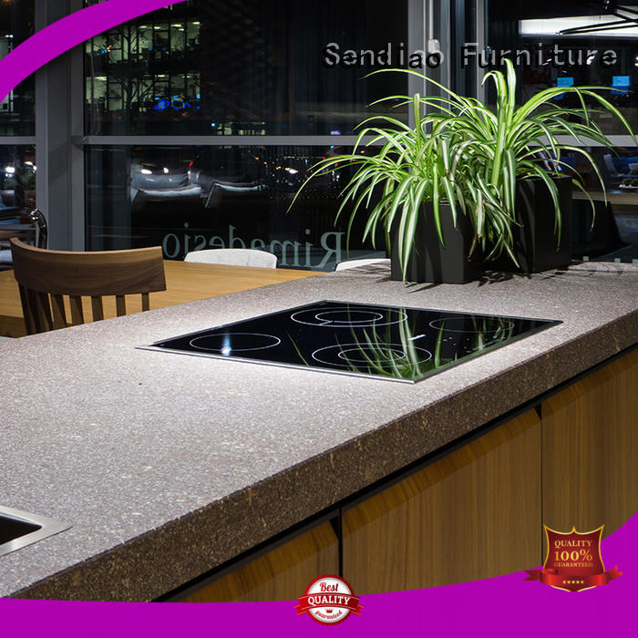 Sendiao Furniture freedom contemporary kitchen cabinets manufacturers study