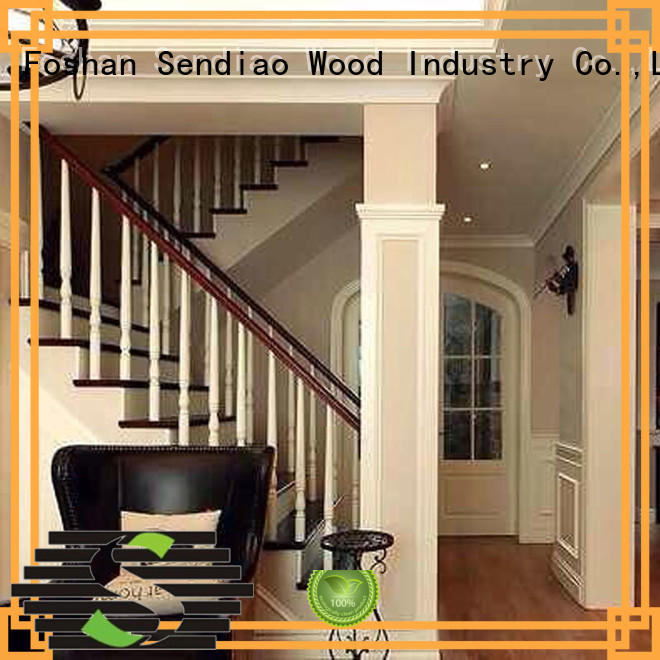 Sendiao Furniture The latest generation wooden steps sds02 Chateau