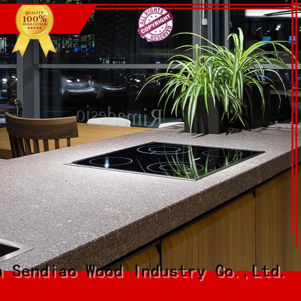 Sendiao Furniture New custom kitchen cabinets Suppliers fivestar hotel