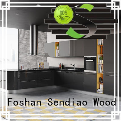 Sendiao Furniture furniture wood kitchen cabinets company fivestar hotel