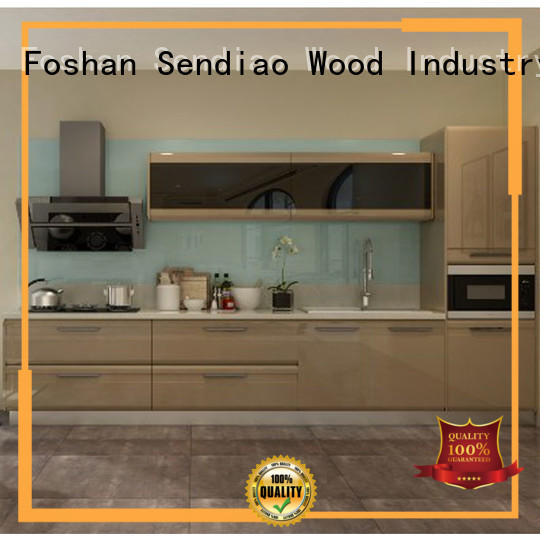 Best solid wood kitchen cabinets luxury for business bedroom
