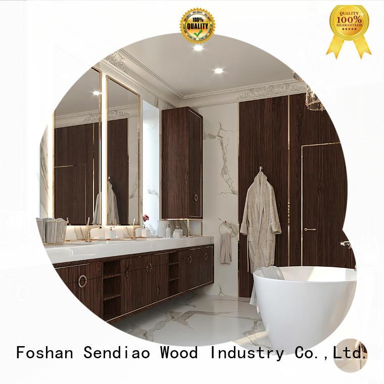 Sendiao Furniture wardrobe wood wardrobe cabinet Suppliers study