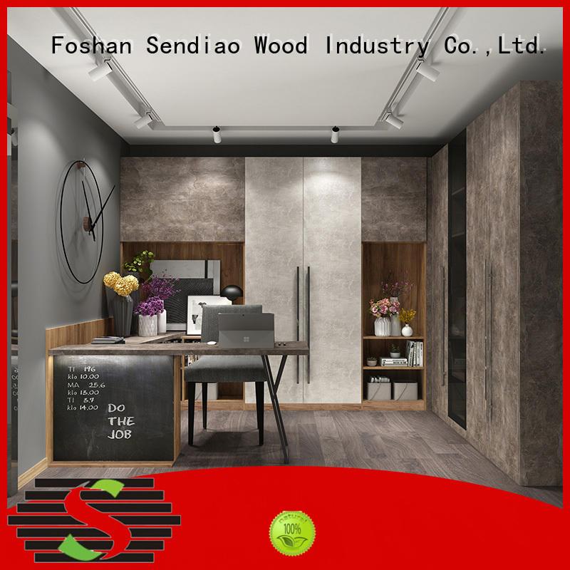 Sendiao Furniture furniture bespoke bookshelves Supply exhibition hall