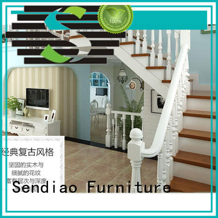 stair wooden staircases The latest generation Bedroom