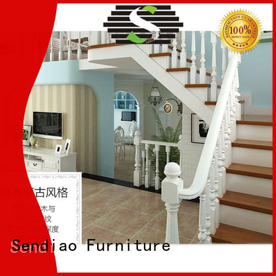 Sendiao Furniture staircase bespoke wooden staircases for business a living room