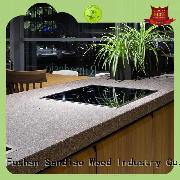 Sendiao Furniture New products modular kitchen cabinets elegance A living room