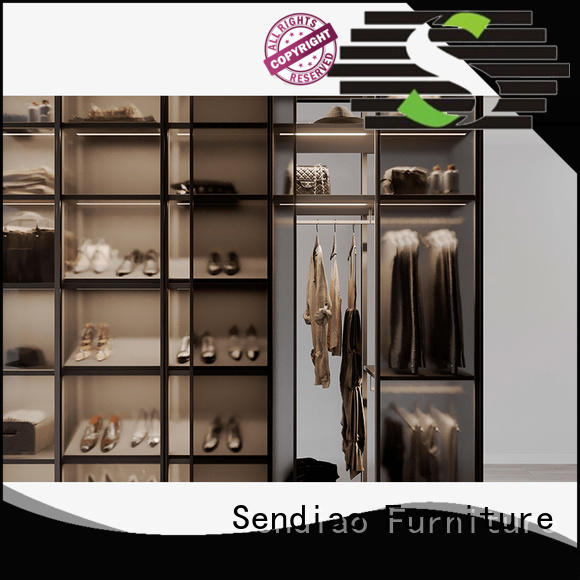Sendiao Furniture Custom wooden wardrobe factory three-star hotel