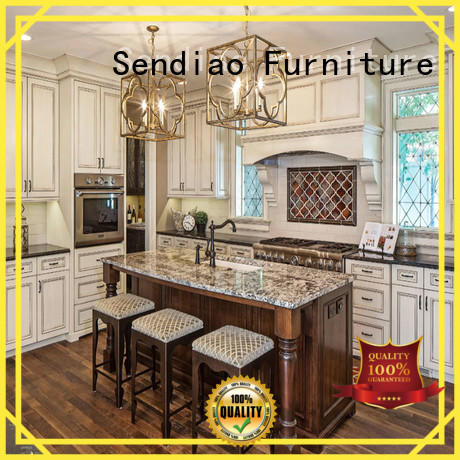 Sendiao Furniture luxury contemporary kitchen cabinets manufacturers bedroom