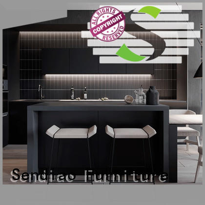 Sendiao Furniture sdk02 hardwood kitchen cabinets for business bedroom